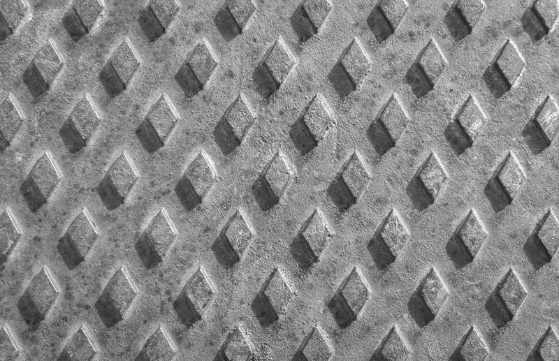 Abstract Aged Azure Background Black And White Blue Brown City Closeup Cover Covers Design Detail Diamond Diamonds Dirty Floor Grunge Grungy Heavy Industrial Industry Iron Lid Macro Manhole  Material Metal Metallic Old Pattern Plate Rough Rust Rusted Rusty Sewer Shape Steel Surface Texture Textured  Top Urban Water Weathered