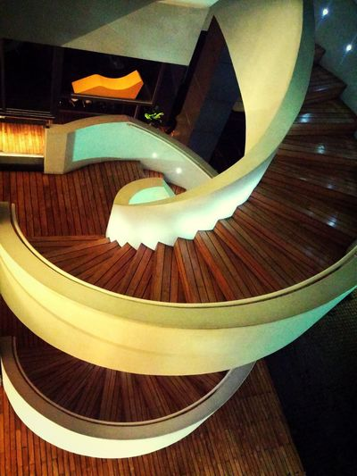 spiral steps! Stairways Stairs To Nowhere StairwaytoHeaven Stairs Geometry Stairs_up