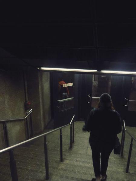 Subway series 1 Nikon Nikonphotography Night Illuminated Friends Part 1 Boston Subway Photo Series Train Hemp Fest