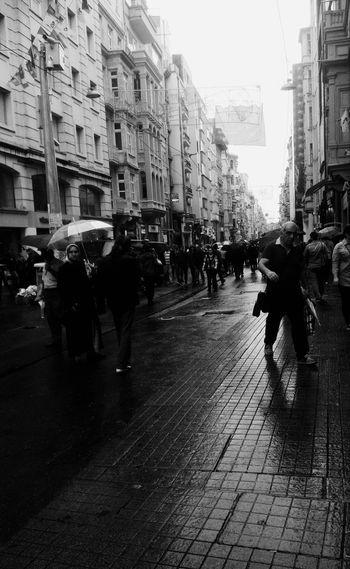 Vanishing Point Taksim Taksimbeyoglu Nice Day Bestoftheday