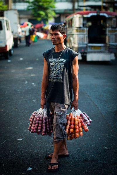 Streetphotography The Street Photographer - 2015 EyeEm Awards Street Photography Streetphoto_color Streetart Street Art Street Vendor Manila ManilaStreetPhotography