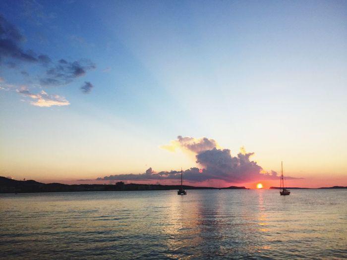 First Eyeem Photo Ibiza sunset