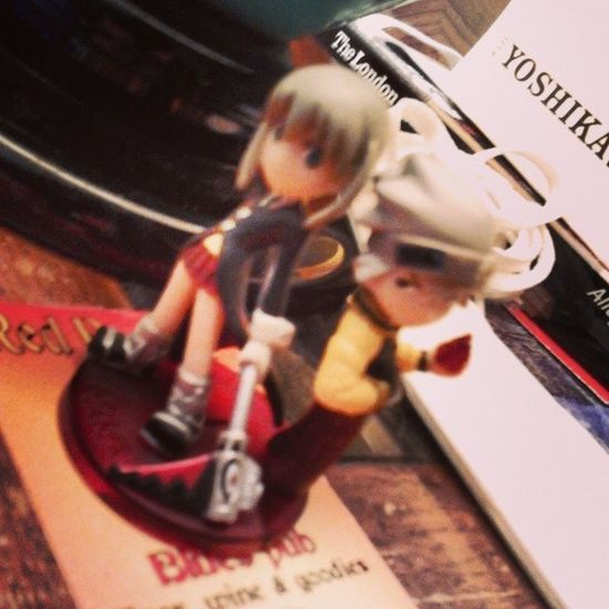They will eat your soul! Souleater Maka