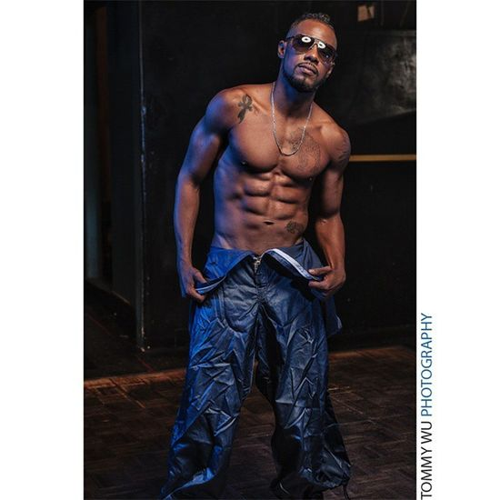 Exclusive for @outmagazine the real Magic Mike, dancer @christopher_fernando @makeupbychristinam MAGICMIKEXXL Maledancer OutMagazine Malestripper audition