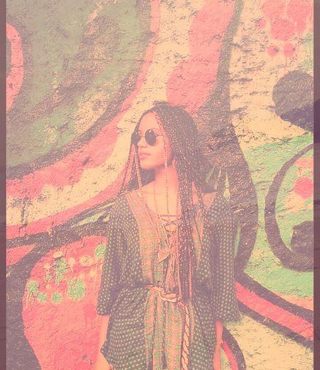 ☮ Hippie RASTA Urban Conceitual First Eyeem Photo
