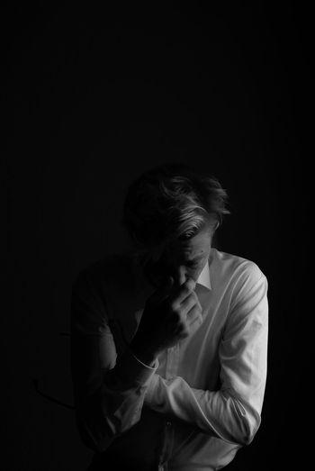 Blackandwhite Actor Berlin Hugoboss Rayban Black And White Friday