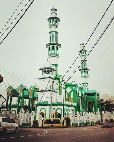 Singkawang's Grand Mosque Pesonaindonesia PesonaSingkawang capgomeh2016 capgomehsingkawang2016