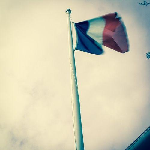 Welcome in France Flag Frenchflag