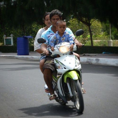 Motor Motorbike Moto Motorista Car Thailand Bangkok