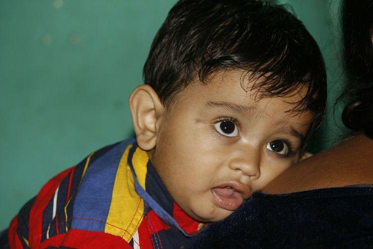 My naphew Baby Boy Love Of Mother Nd Son
