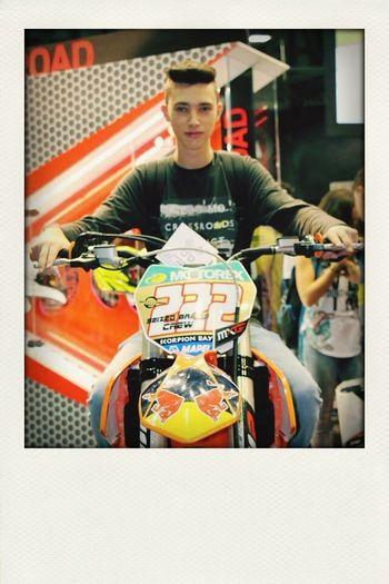 Motorbike Eicma2014 Ktm 350  Tonycairoli 222 Motocross Mxgp