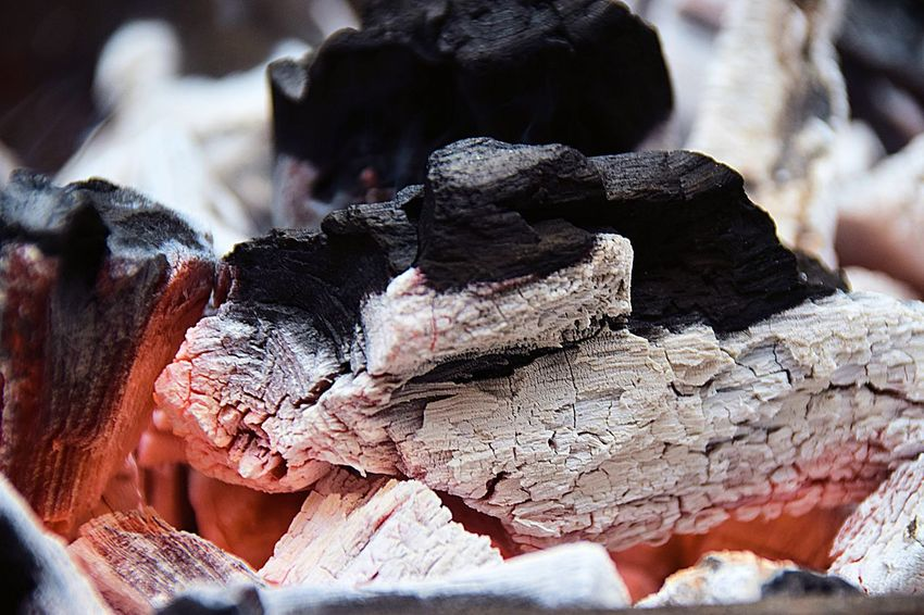 Charcoal Fire Ash Ashes Ashes To Ashes Macro Photography Macro Macro_collection Upclose