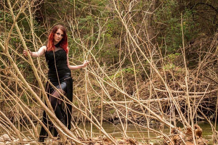 Photo 9 green belt shoot. Model: Viccy Lemmond Photography Texas Beautiful Girl Model Nature Photoshoot Austin Green Belt