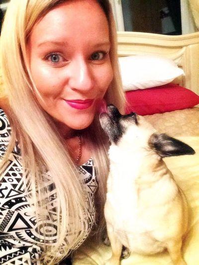 Check This Out Mydog♡ Kisses ♥ Shes Adorable Love ♥ Lovemydog Coco Chiuhuahua Selfie Pet Photography  Beautful
