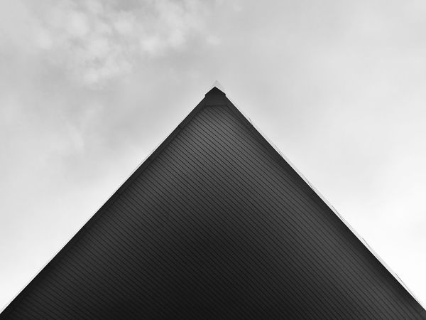 Pyramid Architecture Travel Destinations Built Structure Triangle Shape Ancient History Travel Cloud - Sky Tourism Sky Ancient Civilization Low Angle View Outdoors Day Minimalist Photography  Minimalist Architecture Minimalist Photography  Minimalism EyeEmNewHere Paint The Town Yellow