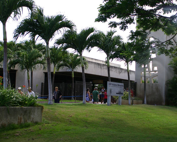 Hawaii Memorial National Park Pearl Harbor Memorial Tourist Historic Tourism Tourist Destination