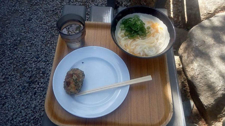さぬきうどん Japan 香川県 Food 山越うどん じゃがいも Food And Drink