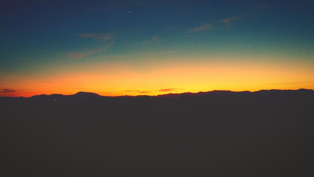 Space Nature Sunset Sky Star - Space Scenics Silhouette Beauty In Nature Mountain Night Astronomy Moon No People Outdoors Landscape Milky Way Tranquility Galaxy Mountain Range Beauty Stunning Scenery Poetic Imagery Beautiful Earth Mother Nature Captivating All Souls Fragile Beauty EyeEmNewHere