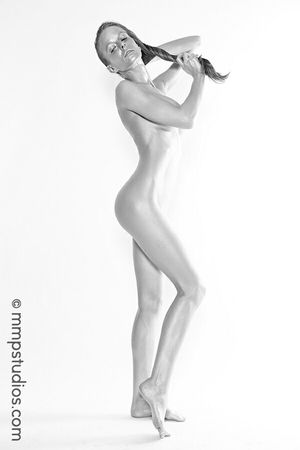 Testing this body paint. New full set coming soon. Silverlining Bodypaint Check This Out Silver  Model Pose Covered