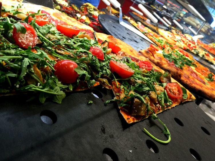 Pizza! Pizza Pie Pizza Shop Dinner Going Out Quick Bite Pizzaria