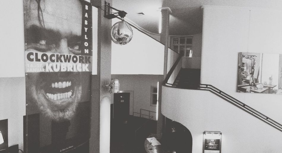 Kubrick halls