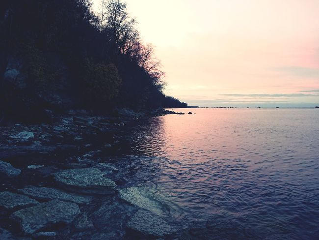 Water Sea Sunset Beach Backgrounds Sand Sun Reflection Sky Horizon Over Water