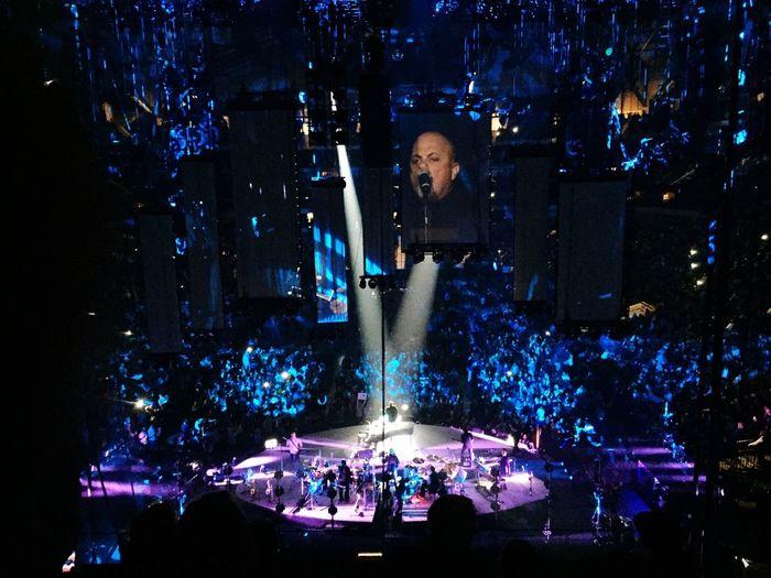 Billy Joel concert.