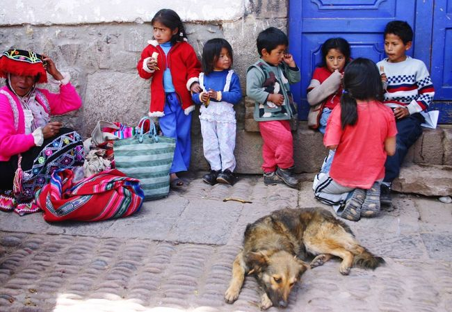 The Journey Is The Destination Perú ❤ Pisac Perú Children Photography Before School Hello World Cheese! Hi! Nice Day