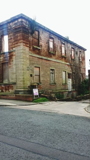 The old bank/ church