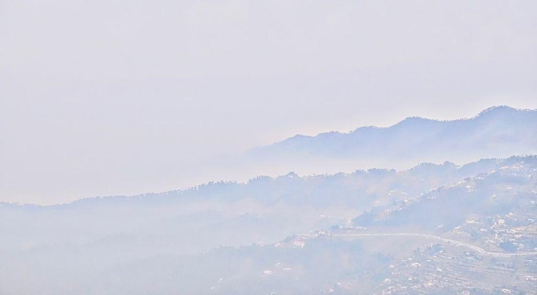 Amazing Pakistan Beauty In Nature Cloud - Sky Cloudscape Fog Landscape Mountain Mountain Peak Murree Nature Outdoors Scenics Sky