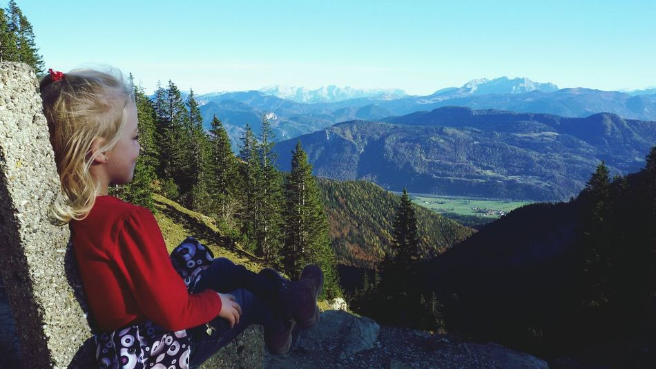 Alps Aschau Auntumn Autumn Bavaria Bavarian Alps Chiemgau Enjoying The View Germany Kampenwand My Daughter Nature Nature_collection Relaxing Relaxing Time