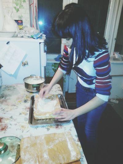 Пеку Тортик любимому