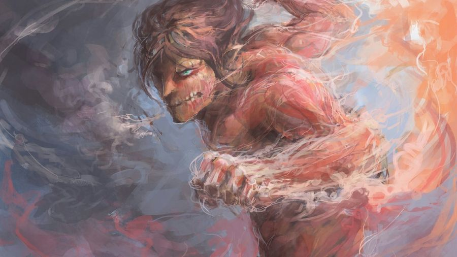 Eren Attack On Titan Manga Attackontitan Japan French