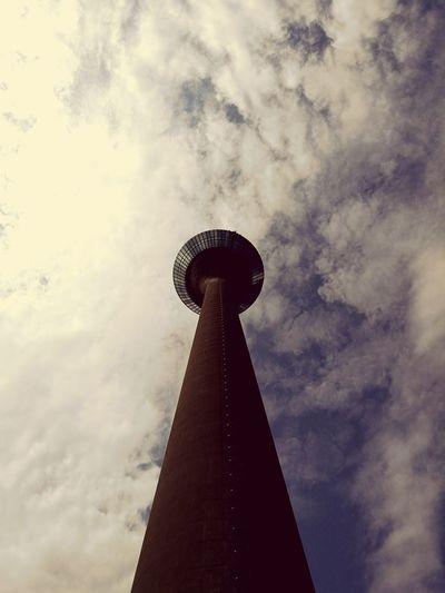 Rine Tower in Düsseldorf First Eyeem Photo