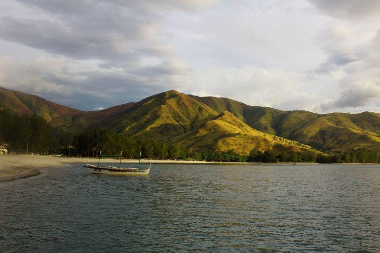 Talisayen Cove.