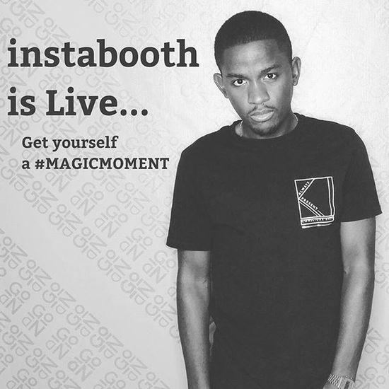 Instaboothlaunch Instabooth Magicmoment Quickieboothselfie Quickiebooth Events Naijaevents Spiceupyourparty @instabooth