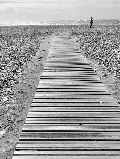 Land Sky Beach
