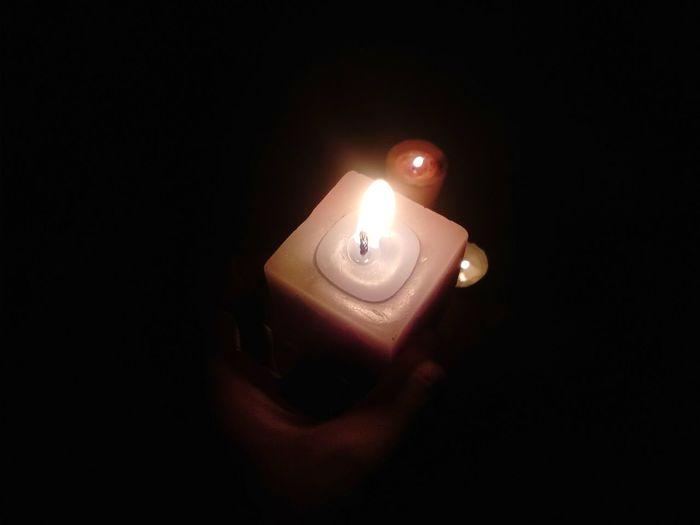 candlelight .