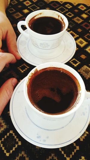 People Together Serbian Love Coffee Time Hands Zlatibor