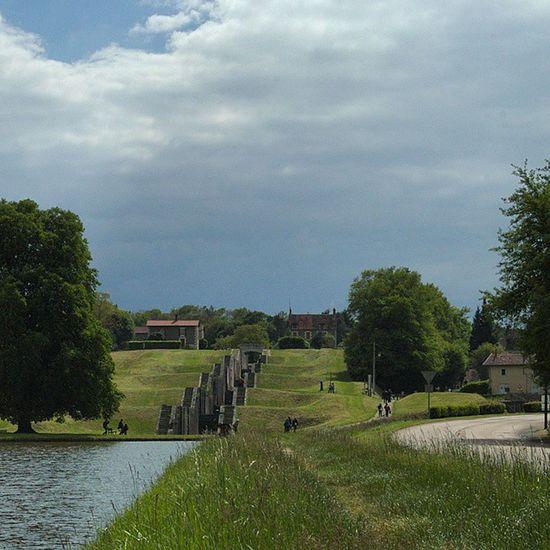 Rognylesseptecluses Puisaye Yonnetourisme Yonne canal igersbourgogne grainedenature