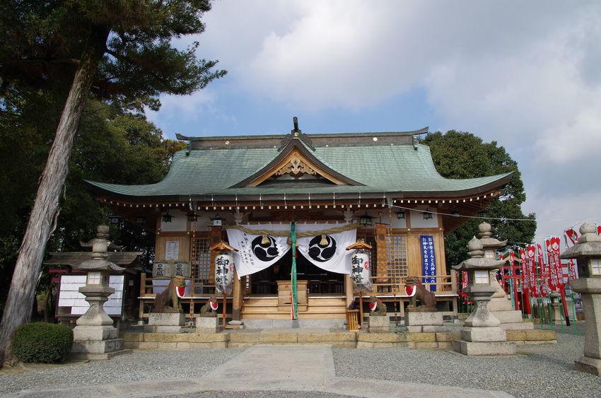 若竹町 住吉神社 初詣 神社