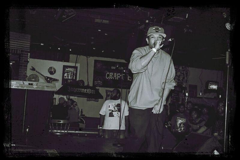 Lil performance@thecrowbar in Tampa, Fl. IBMG BLVDBOYS ETD FORTKNOCKS