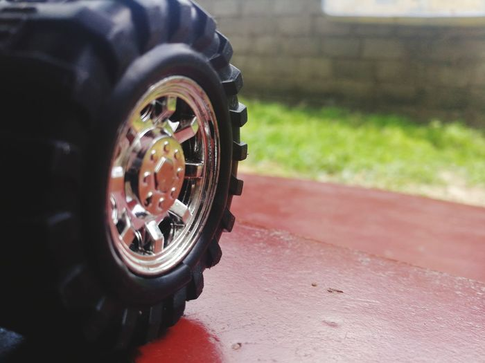 Tire Wheel Car Close-up