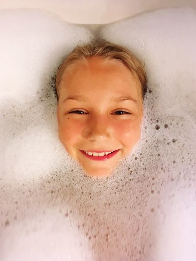 Smiling Portrait Happiness Soap Sud Bathtub Hygiene Domestic Bathroom Bubble Bath Headshot Looking At Camera Home Bathroom Taking A Bath Child A New Beginning This Is Strength This Is Natural Beauty The Modern Professional My Best Photo International Women's Day 2019