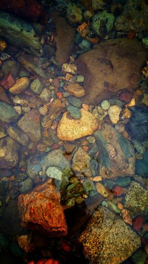 Rocks Water_collection Clear Water Colorful Summertime Calm Water Tranquility Beautiful Nature Countryside Vibrant Ripples