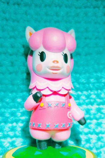 Pink Nintendo Photography Newbie Amiibocollector Amiibo Amiibohunter No People Figurine  Close-up Colored Background Pink Color Game 2ndEyeemPhoto Figurine  Japan Japanese