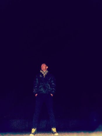 Black Background Warm Clothing Night Photography Night Shot Hello World Pic Of The Day People Of EyeEm That'sme