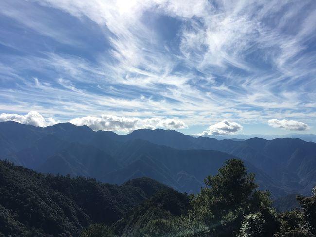 雲之河川 Taiwan Scenics - Nature Beauty In Nature Mountain Tree Sky Cloud - Sky Tranquil Scene Outdoors Plant Nature Mountain Range Tranquility Non-urban Scene Environment Landscape Idyllic Day No People Remote Growth