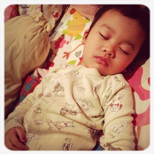 Sleep.. My baby sleep