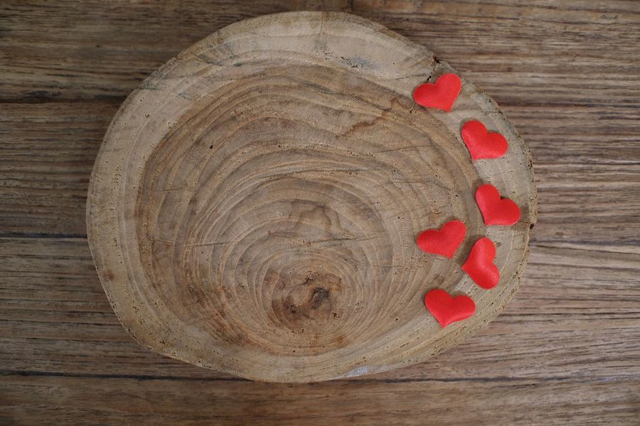 Backgrounds Close-up Day Directly Above Indoors  Log Nature No People Pattern Red Textured  Timber Tree Ring Tree Stump Wood - Material Wood Grain